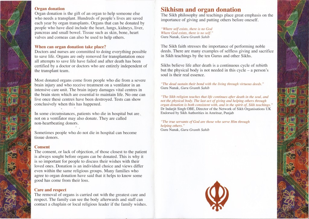 Organ Donation 1