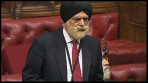 (Above: Lord Singh)